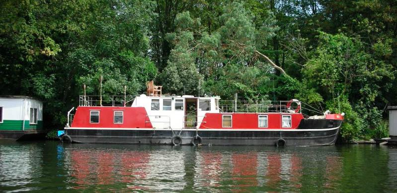Marge the flatulent barge