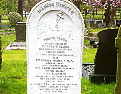 Thomas & Elizabeth Holden text