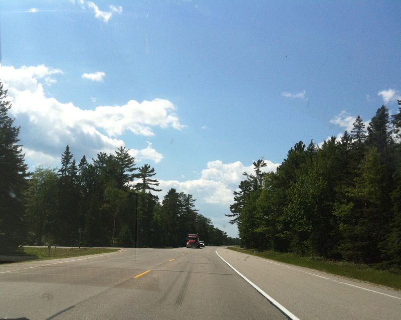 Hiawatha Forest, Michigan Upper Penninsula