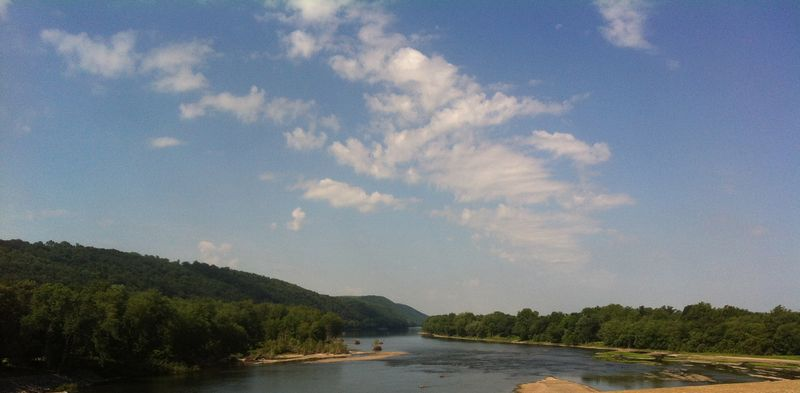 The Mighty Susquehanna, Clearfield, PA