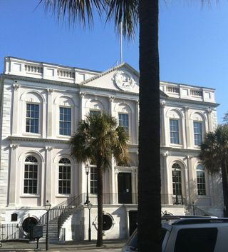 Four Corners of Law, Charleston