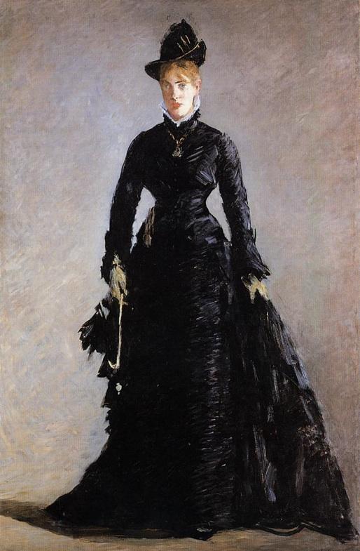 The Parisienne - Manet