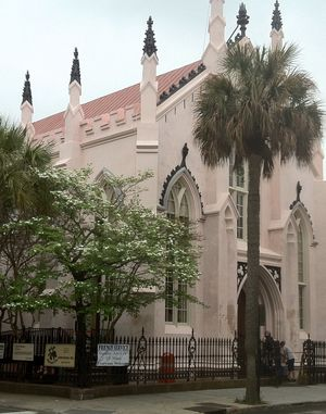 French Hugenot Church, Charleston, SC