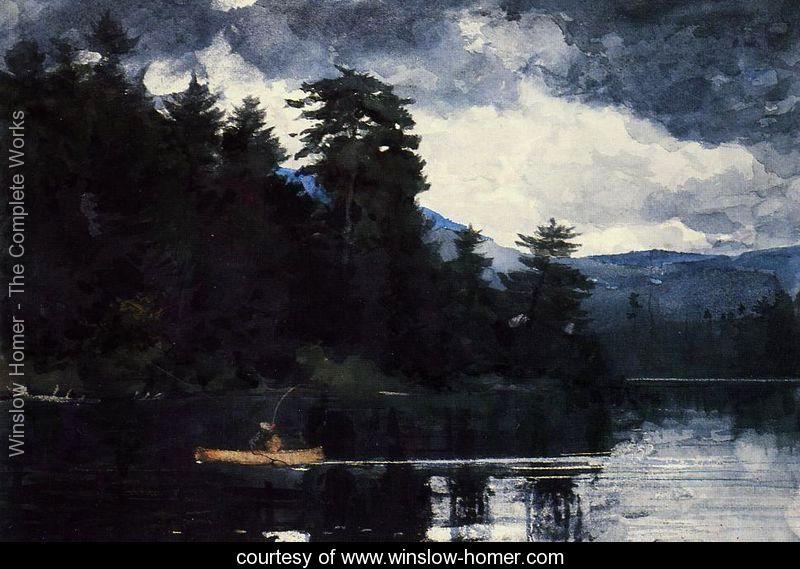 Adirondack-Lake