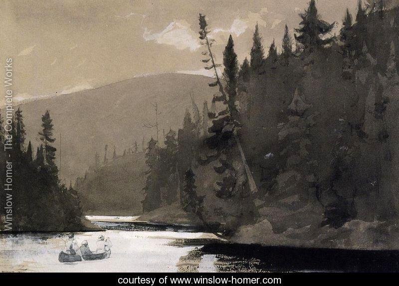 Three-Men-in-a-Canoe