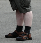 Socks and shorts jpg