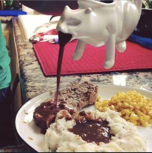 Cat gravy